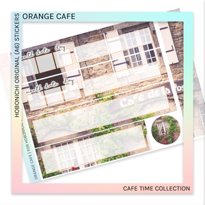 HOBONICHI ORIGINAL (A6) | Orange Cafe