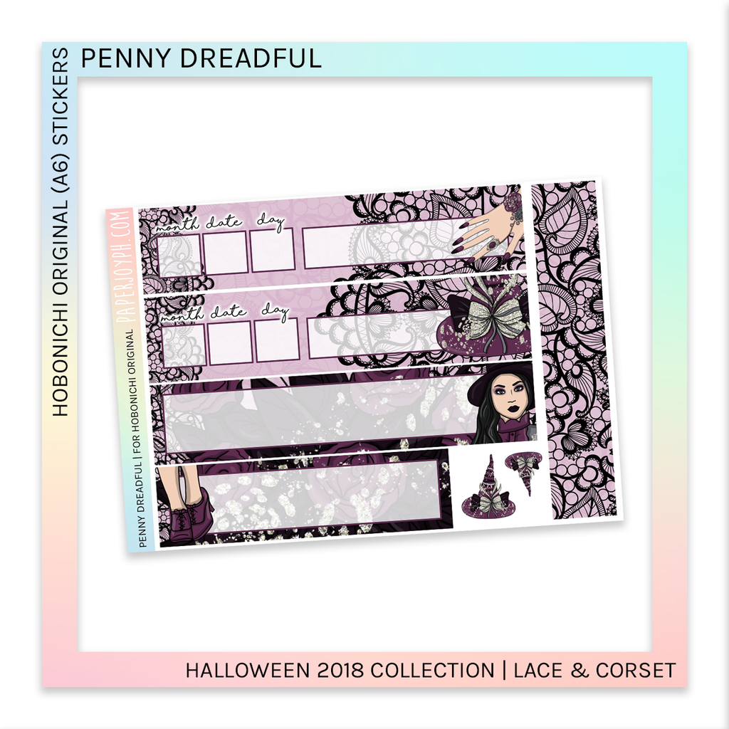 HOBONICHI ORIGINAL (A6) | Penny Dreadful