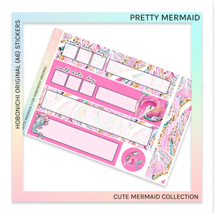 HOBONICHI ORIGINAL (A6) | Pretty Mermaid