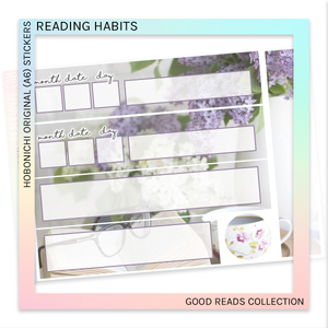 HOBONICHI ORIGINAL (A6) | Reading Habits