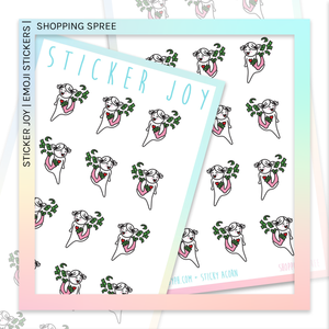 STICKER JOY | Shopping Spree