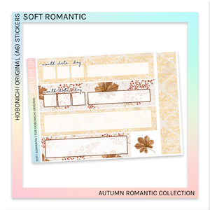 HOBONICHI ORIGINAL (A6) | Autumn Romantic Bundle