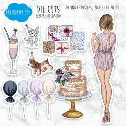 Die Cuts | SPECIAL OCCASSION