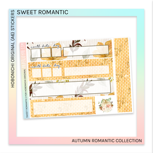 HOBONICHI ORIGINAL (A6) | Sweet Romantic