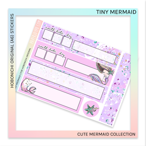 HOBONICHI ORIGINAL (A6) | Tiny Mermaid