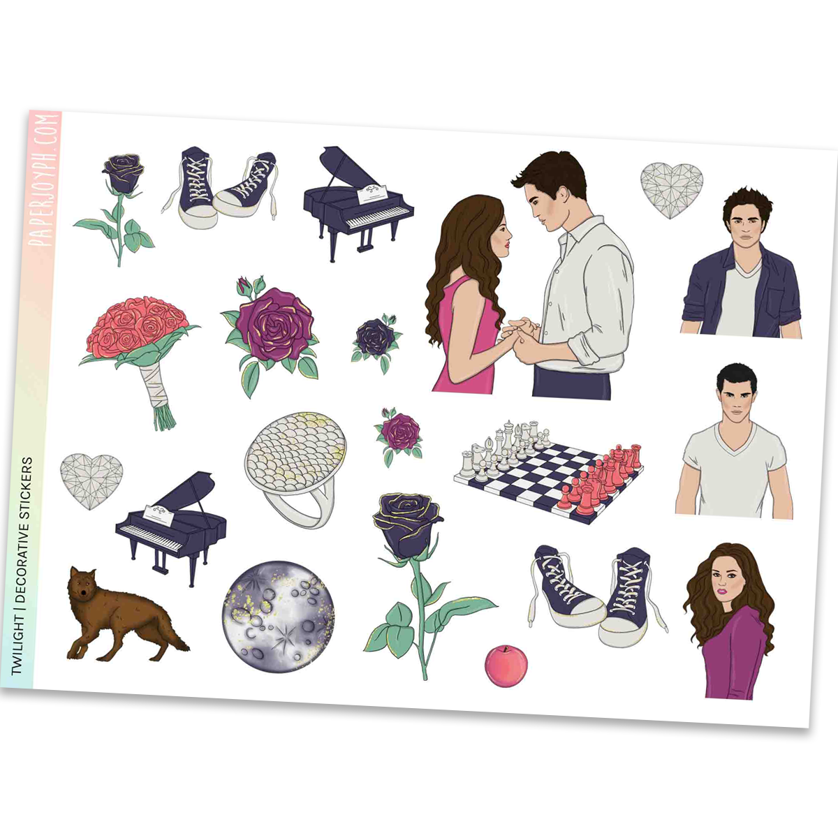 DECORATIVE SHEET | Twilight