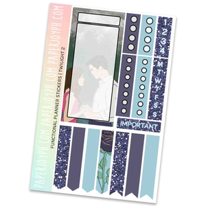 FUNCTIONAL STICKER KITS | Twilight
