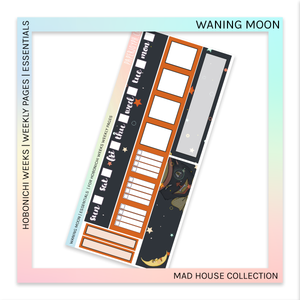 HOBONICHI WEEKS | ESSENTIALS | WANING MOON