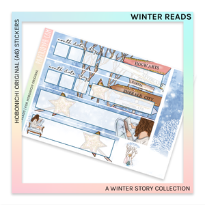 HOBONICHI ORIGINAL (A6) | Winter Reads