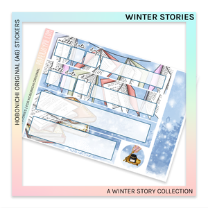 HOBONICHI ORIGINAL (A6) | Winter Stories