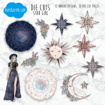 Die Cuts | STAR GIRL