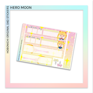 HOBONICHI ORIGINAL (A6) | Hero Moon