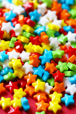 Bright Candy Stars