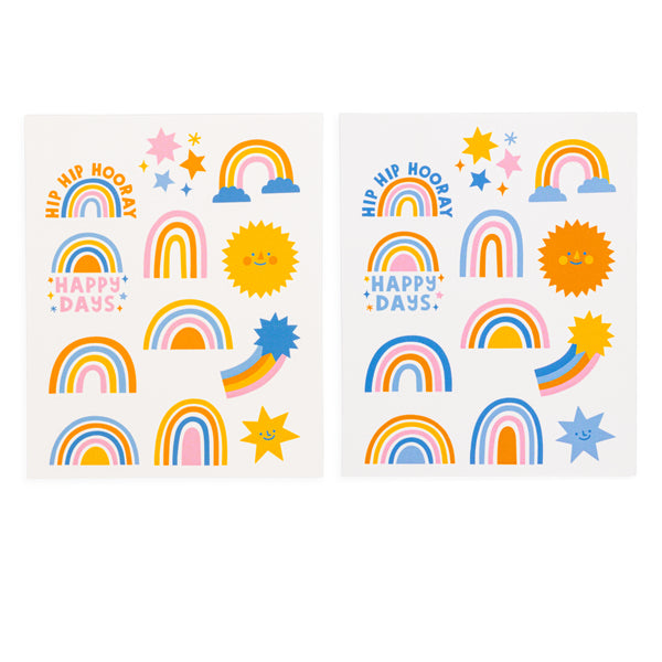 HAPPY DAYS Stickies® | Edible Decorating Stickers