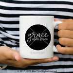 Grace Upon Grace | SVG EPS DXF PNG - SVG Bliss