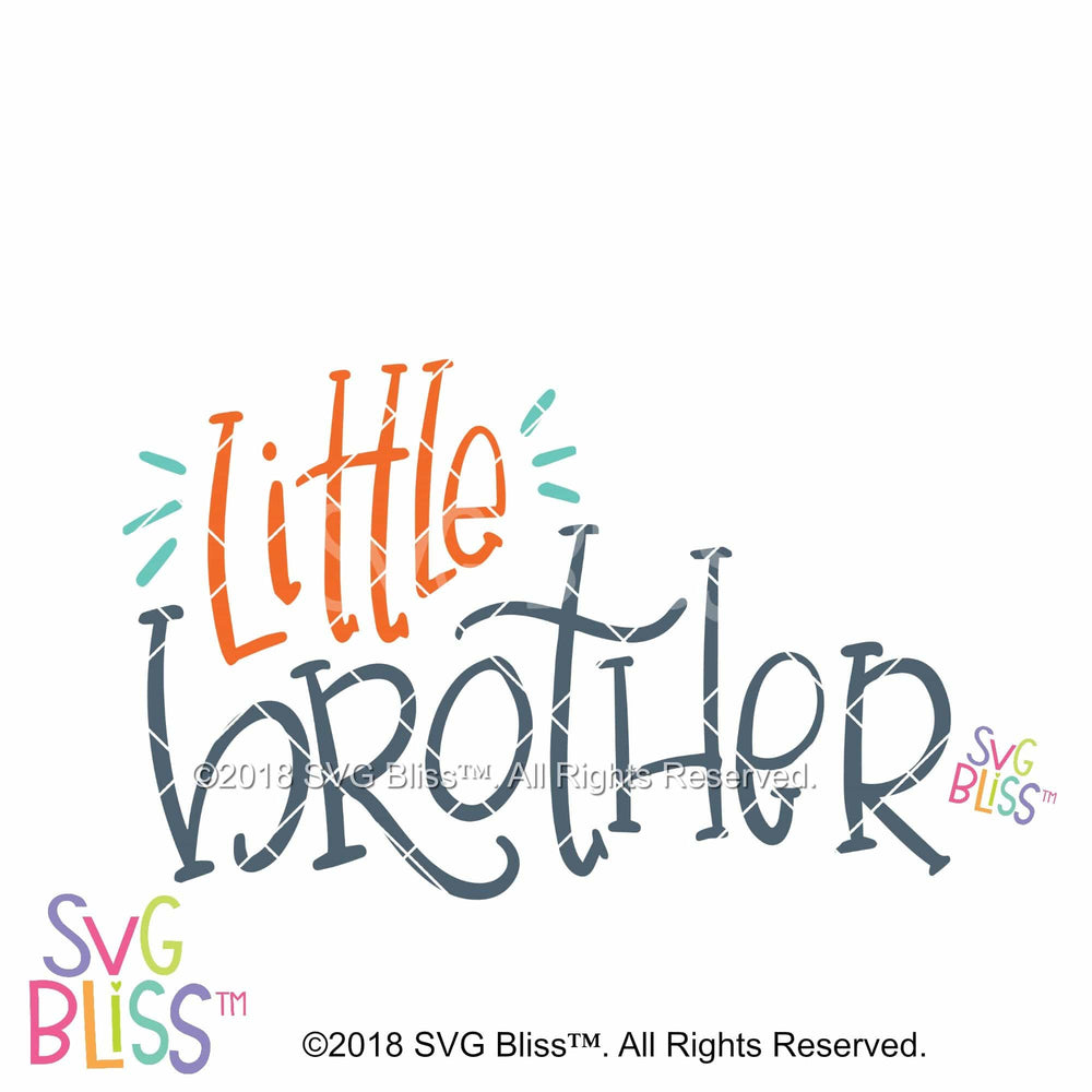 Little Brother SVG DXF