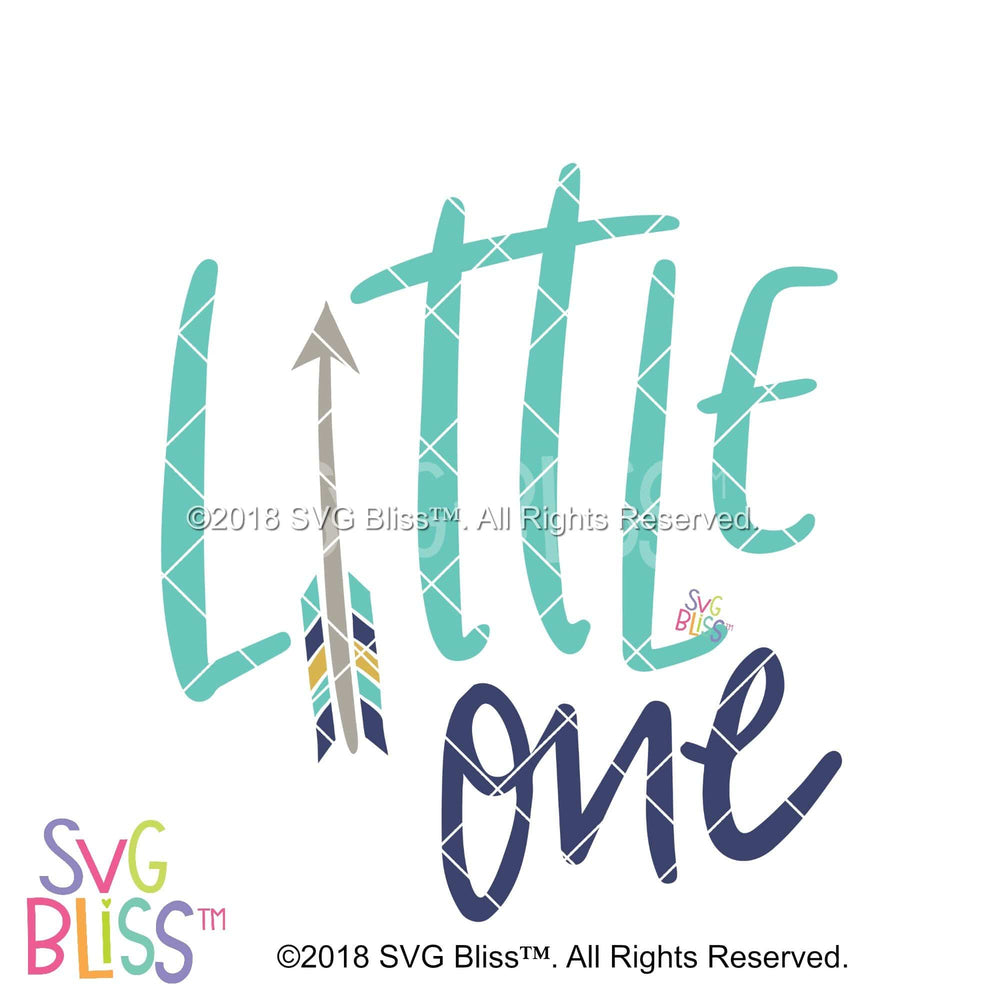Little One - SVG Bliss