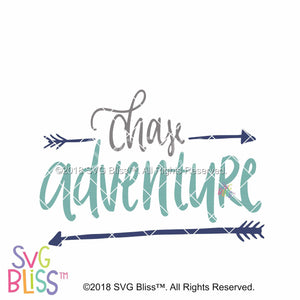 Chase Adventure - SVG Bliss