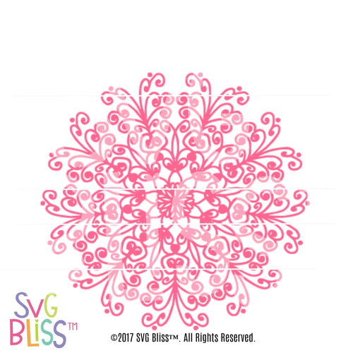 Mandala - SVG Bliss