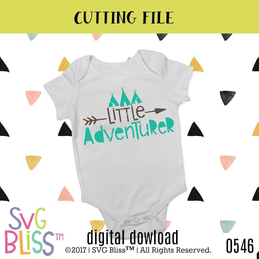 Little Adventurer - SVG Bliss