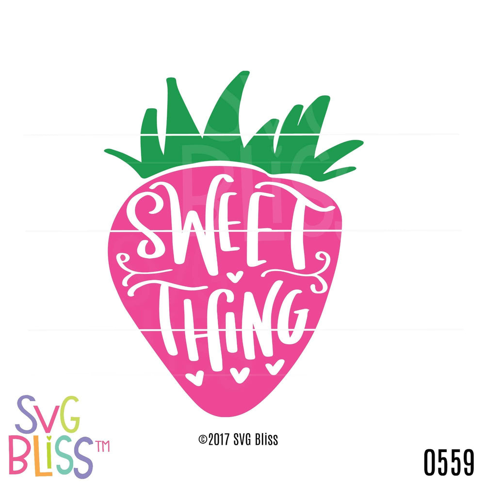 Sweet Thing - SVG Bliss