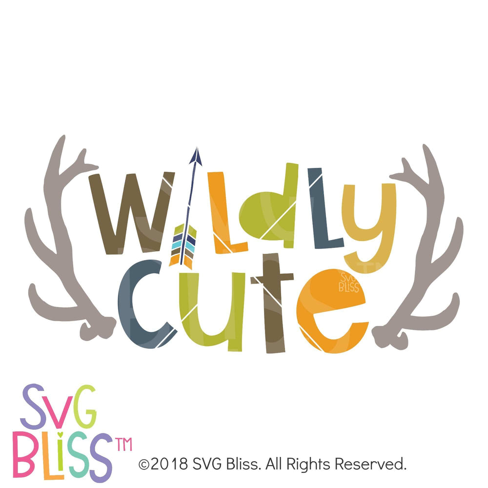 Wildly Cute SVG DXF