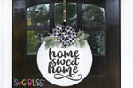 FREE- Home Sweet Home SVG
