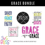 Grace SVG Bundle - SVG Bliss