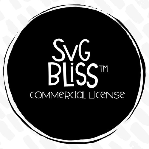Commercial License - SVG Bliss
