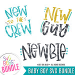 Baby Boy Bundle - SVG Bliss