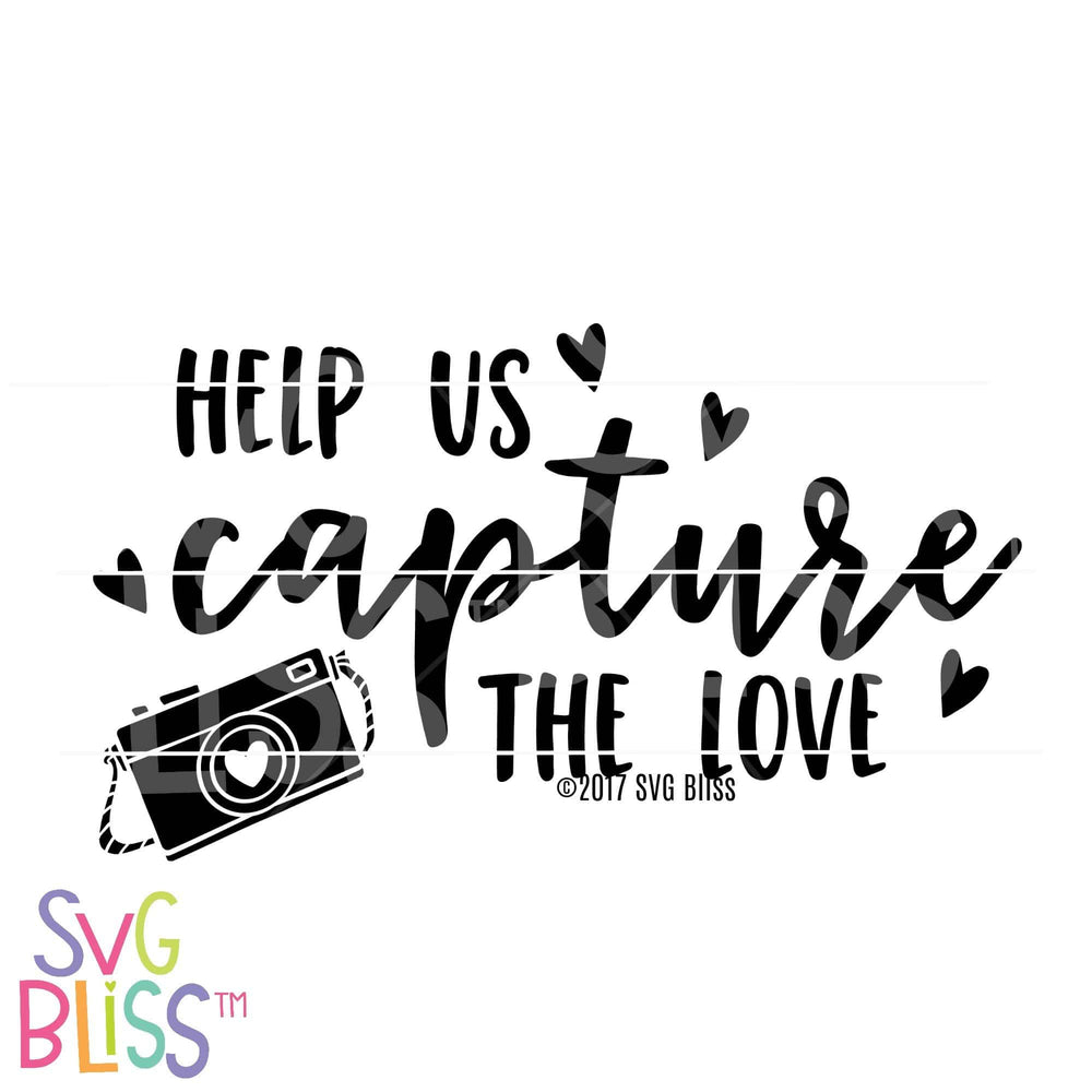 Help Us Capture the Love