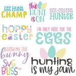 Easter SVG Bundle - SVG Bliss