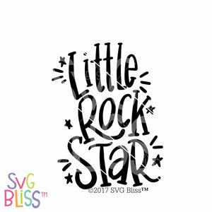 Purchase Rock Star | SVG EPS DXF PNG $3.25 ©SVG Bliss™