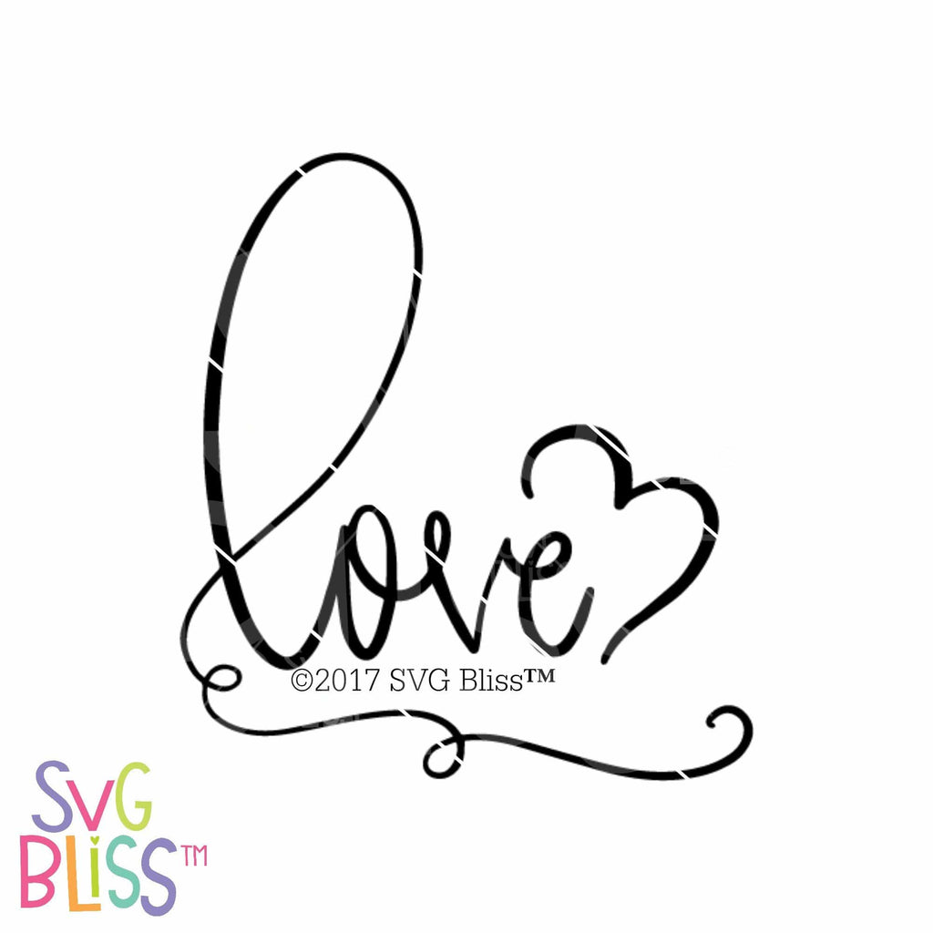Purchase Love | SVG EPS DXF PNG $2.99 ©SVG Bliss™