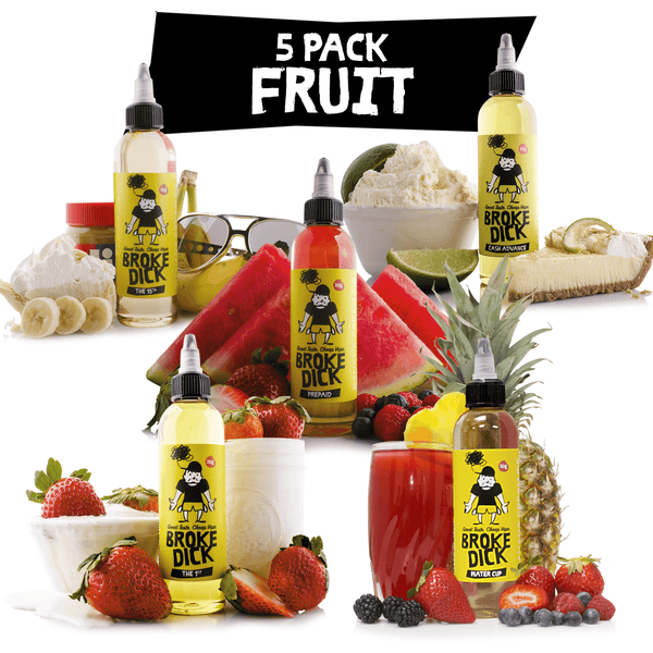 5 Pack - Fruit