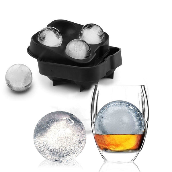 Beverage Ice Ball Mold
