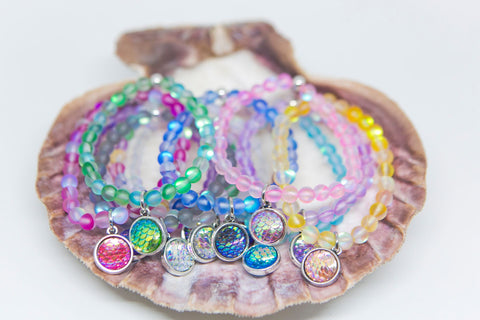 The Original MERMAID™ Shimmer Cute Bracelet