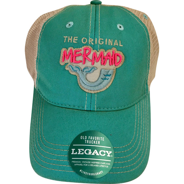 The Original MERMAID Trucker Hat