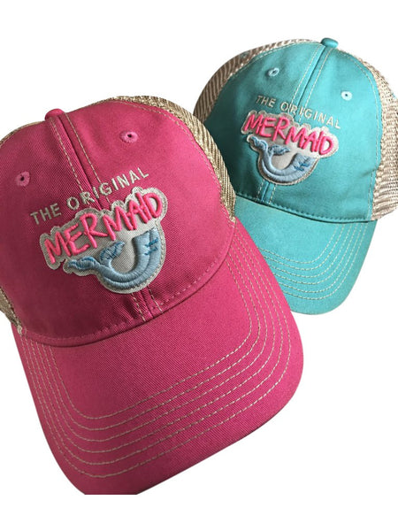 Men's The Original MERMAID Trucker Hat