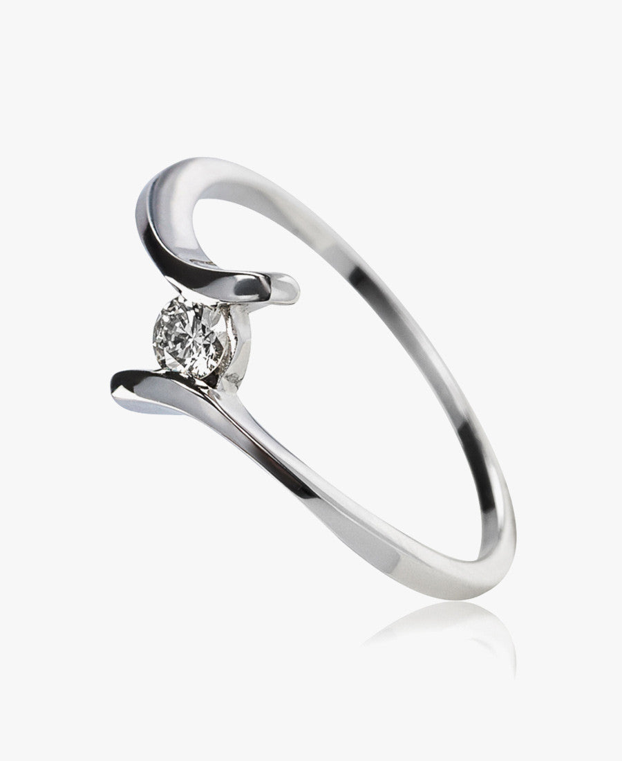 Let Promise Solitaire Ring Mount