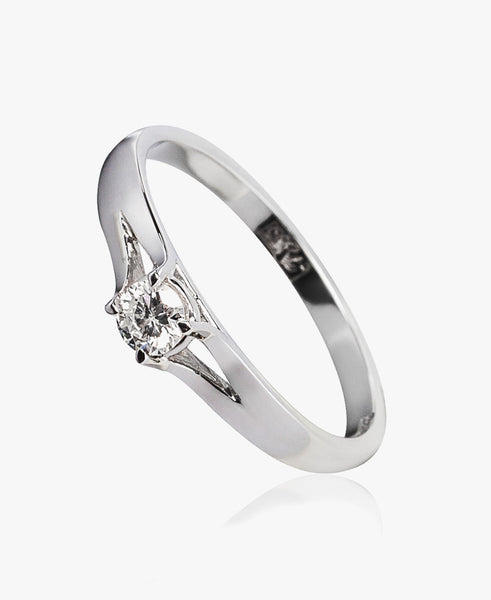 Amor Solitaire Ring Mount