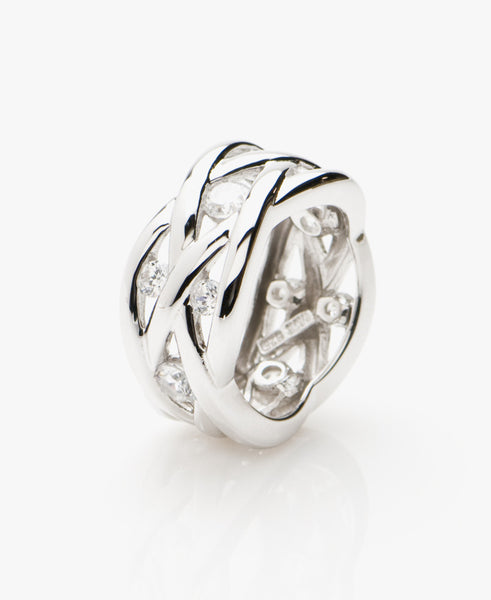 Plaited Shank Ring Mount