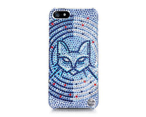 Target Fox Bling Crystal Galaxy Note 5 Phone Cases