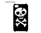 Skull Bones Bling Crystal Galaxy S7 Phone Cases