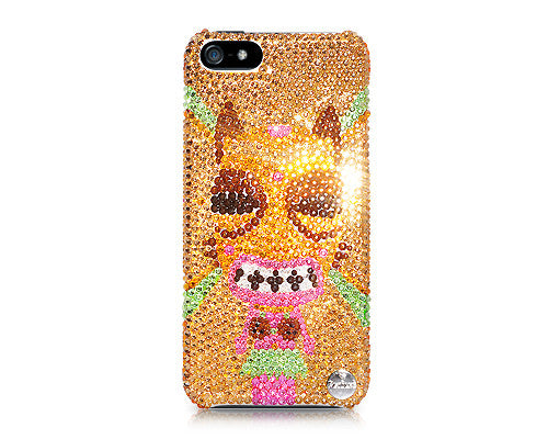 Sexy Donkey Bling Crystal Galaxy S7 Phone Cases