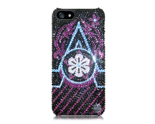 Flame Bling Crystal iPhone 6S Plus Cases