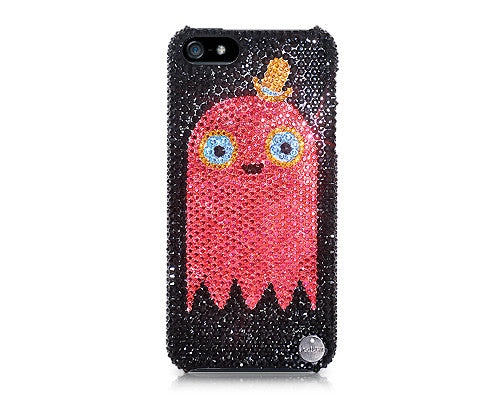 Pink Monster Bling Crystal iPhone 6 Cases