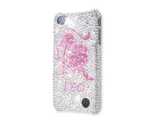 Leo Bling Crystal iPhone 6S Plus Cases - Silver