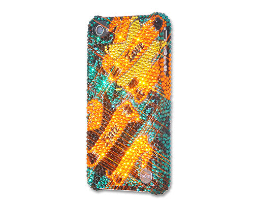 Love & Hate Bling Crystal iPhone 6 Cases