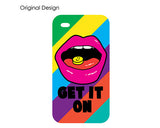 'Get It On' Bling Crystal iPhone 7 Cases